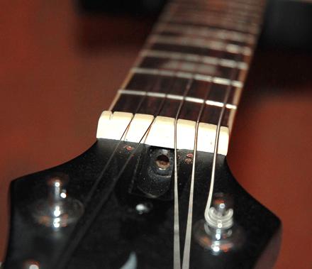 Truss Rod Gitar Electric